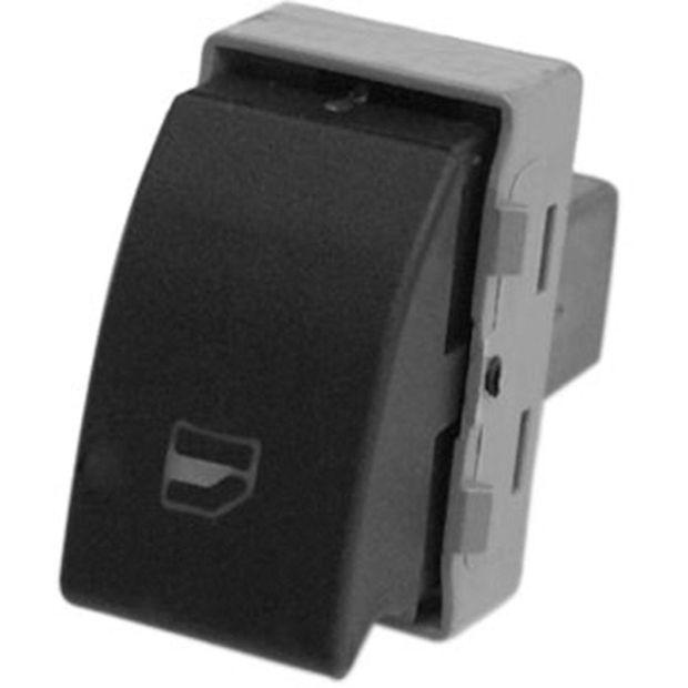 Botão Acionamento Vidro Elétrica Modelo Dianteiro Fora de Linha - Un90600 Gol /voyage /fox /sp