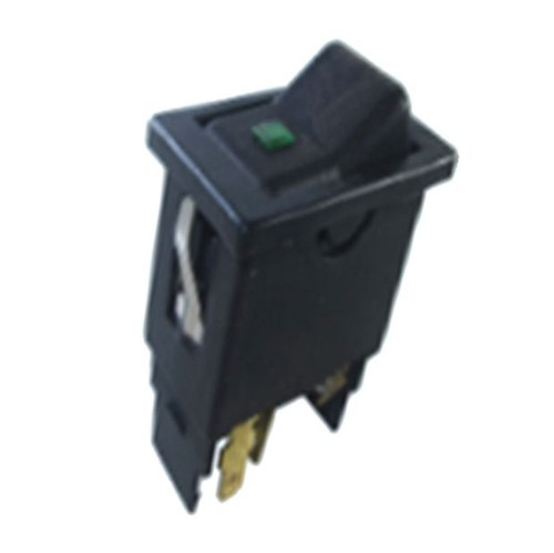 Botão Auxiliar Freio do Motor ou Desembaçador Luz Verde - Un90651 112
