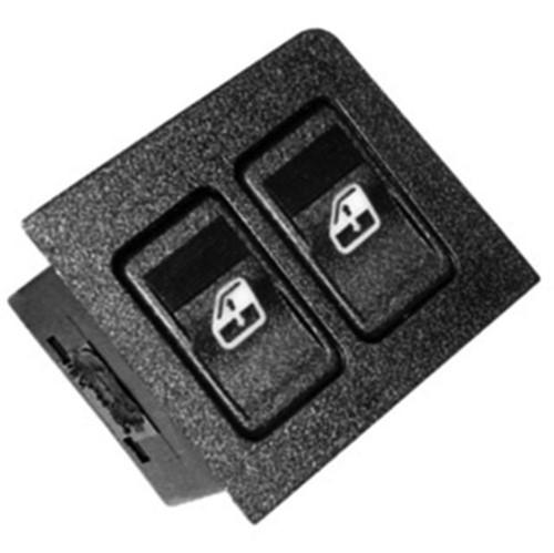Botão do Vidro com Moldura D Led Verde G1 - Un90129 Fiorino /uno /elba
