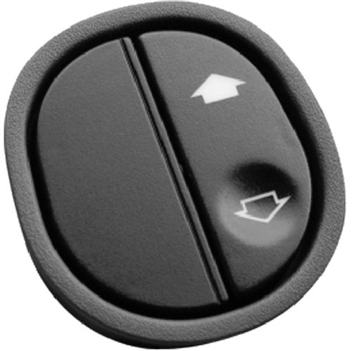 Botão do Vidro com Moldura Simples Direção G2 - Un90610 Ka