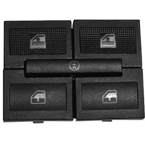 Botão do Vidro D com Bloqueio Porta Dianteira G3 - Un90183 Gol /parati /polo