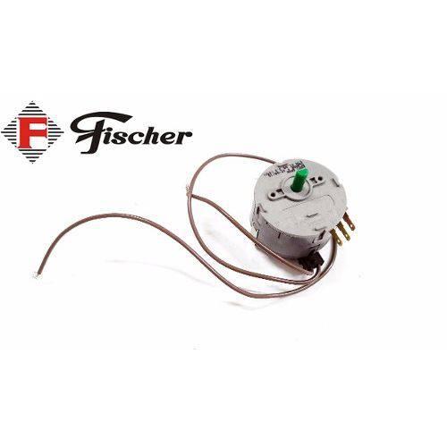 Botão Timer Eletromecânico Fischer Amiga - 127v - Original