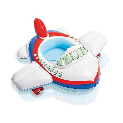 Bote Baby Kiddie Avião - Intex