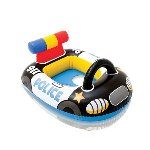 Bote Baby Kiddie Policia - Intex