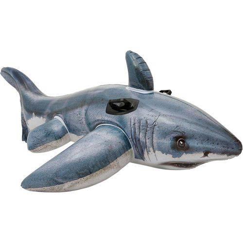 Bote Intex Tubarão Branco
