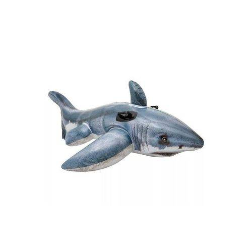 Bote Tubarão Branco Inflável