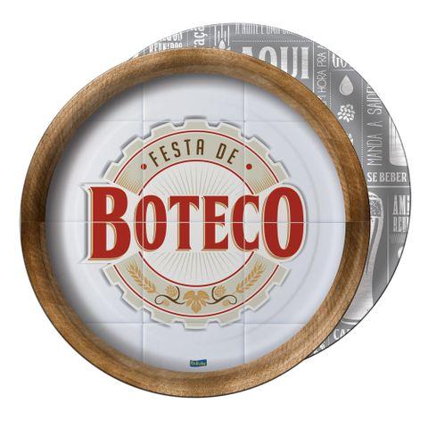 Boteco Prato C/8 - Festcolor