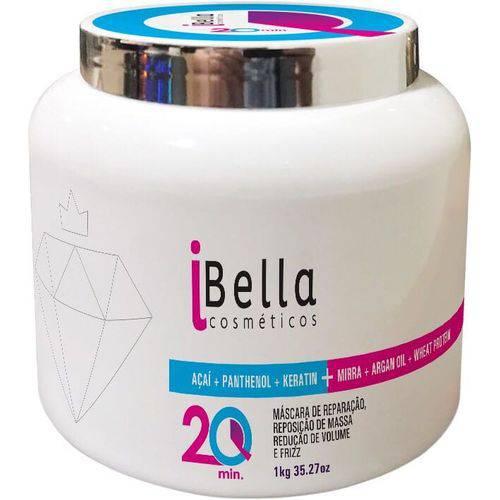 Botox Sem Formol Açai Redução e Hidratação IBella Professional 1000ml