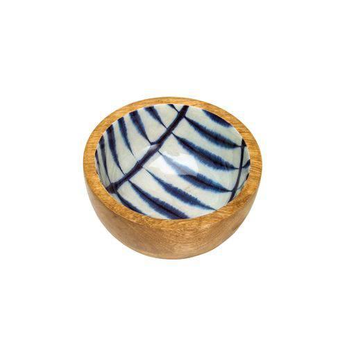 Bowl Blue 15x7cm