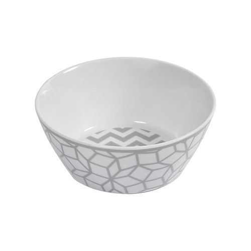 Bowl com Tampa e Prato Mix & Match 13cm