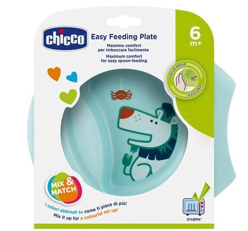 Bowl de Alimentação 6m+ Azul Chicco