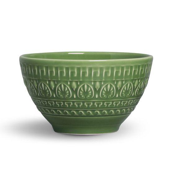 Bowl Greek Cerâmica 6 Peças Sálvia Porto Brasil