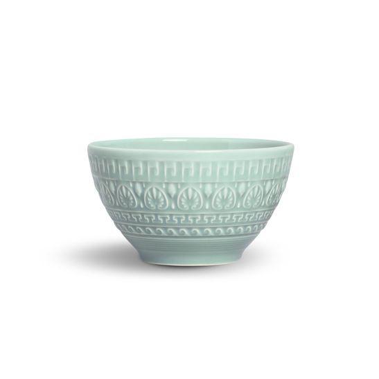 Bowl Greek Cerâmica 6 Peças Verde Porto Brasil