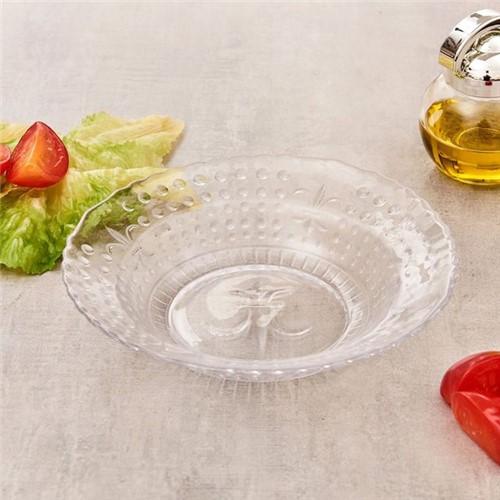 Bowl Hibisco 535ml Havan Transparente