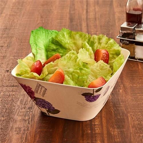 Bowl para Salada Decorado 4,1 Litros Havan Perola Perola