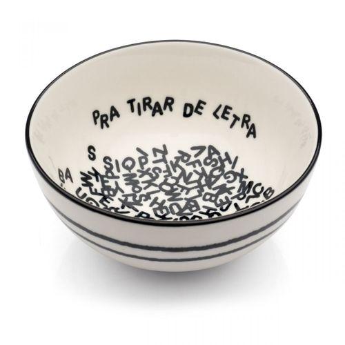 Bowl Tirar de Letra