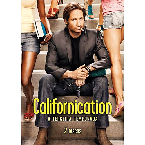 Box Californication - 3ª Temporada - 2 DVD's