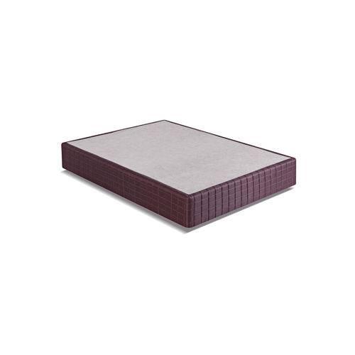 Box Casal 138X188X25 Marrom Kappesberg