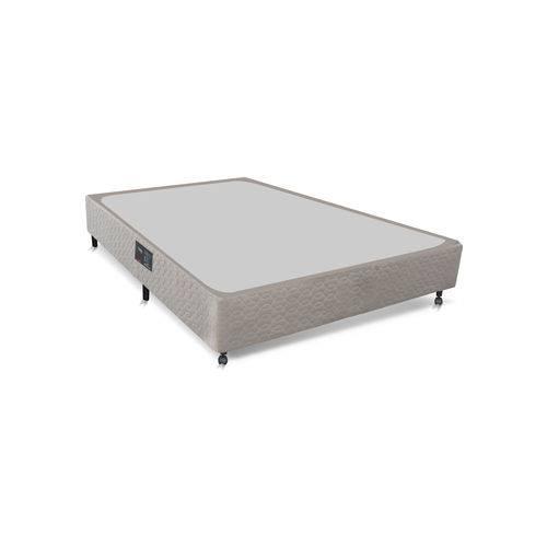 Box Casal 138X188X27 Class Pocket Bege Castor