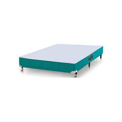 Box Casal 138X188X27 Gold Star Verde Castor