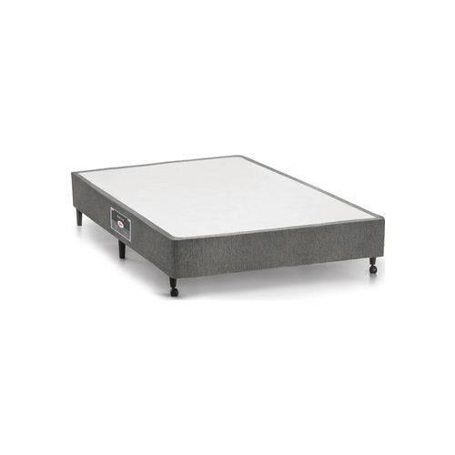 Box Casal 138X188X27 Lux Cinza Castor