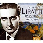 Box Dinu Lipatti - Klavier / Pianoi Masterpieces (4CDs) (Importado)