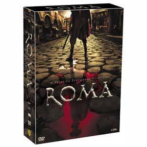 Box DVD Coleção Roma: 1ª Temporada (6 DVDs)