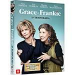 Box DVD - Grace And Frankie - 1ª Temporada