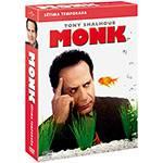 Box DVD Monk - a 7ª Temporada