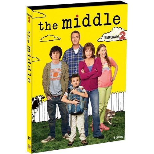 Box DVD The Middle - 2ª Temporada Completa (Triplo)