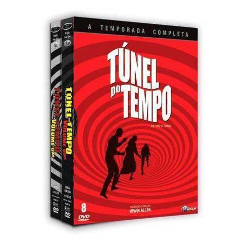 Box DVD Túnel do Tempo a Temporada Completa