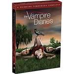 Box DVD Vampire Diaries: 1ª Temporada - (5 Discos)