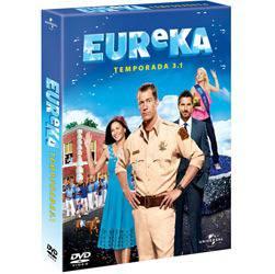 Box Eureka - 3º Temporada (2 DVD's)