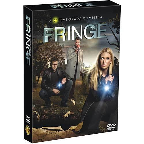 Box Fringe 2ª Temporada Completa - 6 DVDs