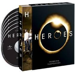 Box Heroes: 1ª Temporada - 6 DVDs