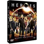 Box Heroes - 4ª Temporada - 5 DVD's