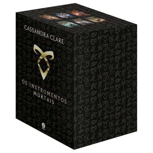 Box Instrumentos Mortais - Galera