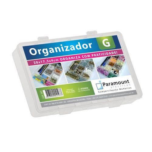 Box Maleta Caixa Organizadora com Divisórias