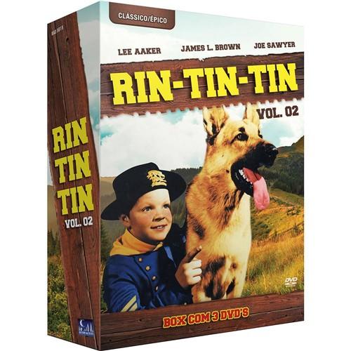 Box Rin Tin Tin: Volume 2 (3 DVDs)