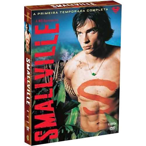 Box Smallville: 1ª Temporada Completa (6 DVDs)