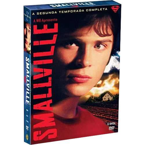 Box Smallville: 2ª Temporada Completa (6 DVDs)