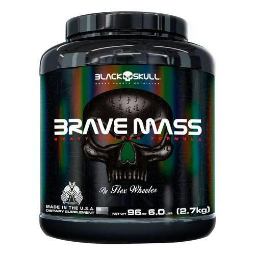 Brave Mass - 2700g - Peanut Butter - Black Skull