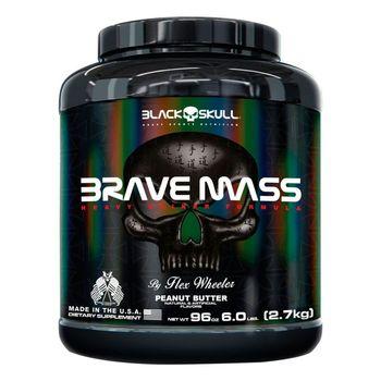 Brave Mass 2,7kg Peanut Butter - Black Skull
