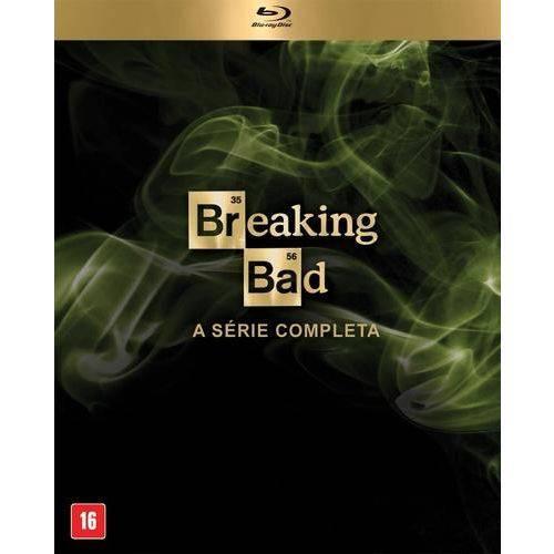 Breaking Bad - a Série Completa (Blu-Ray)