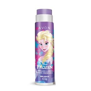Brilho Labial Frozen Elsa Melancia 4,5g