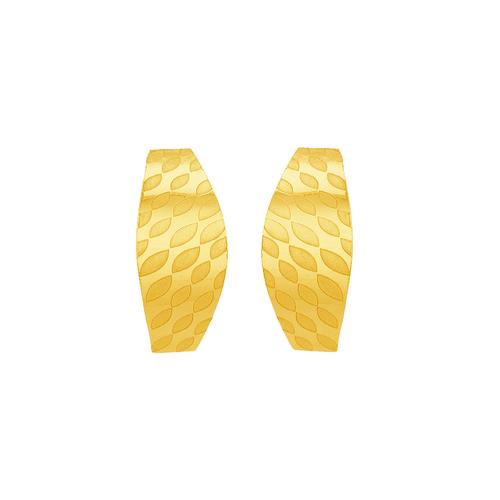 Brinco em Ouro 18K - AU6012
