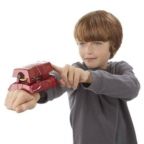 Brinquedo Acessório Mission Iron Man - Hasbro