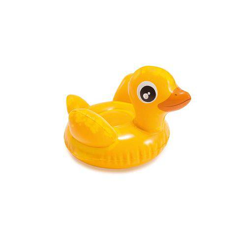 Brinquedo Aquático Inflável - PATO - INTEX