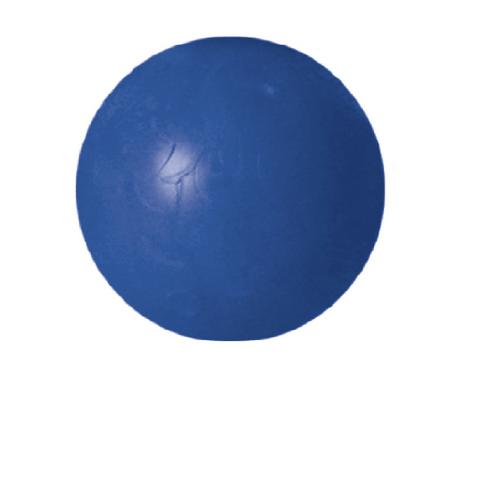 Brinquedo Bola Maciça Furacão Pet Dogão para Cães 80mm Azul