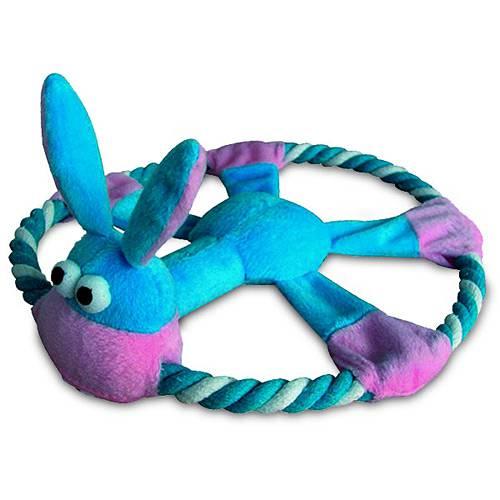 Brinquedo Cachorro com Corda - Chalesco